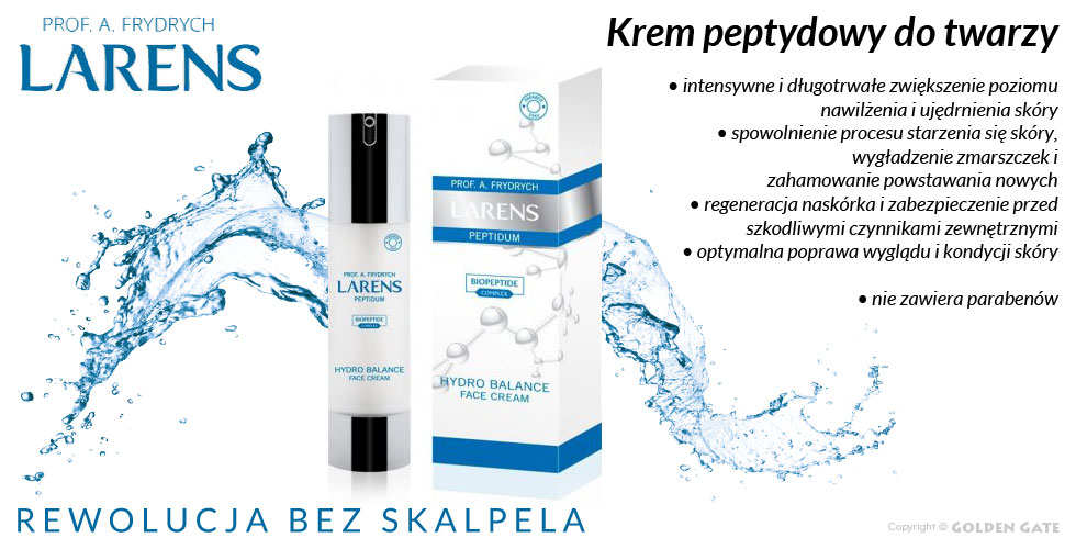 Krem do Twarzy Larens Peptidum Face Cream